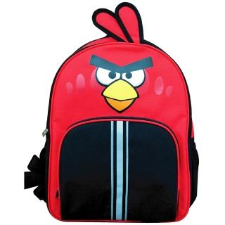 【Angry Birds憤怒鳥】雙層造型護脊書背包
