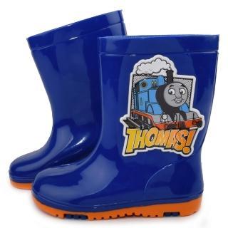 【童鞋城堡】湯瑪士 日系雨鞋(TH86086-藍)