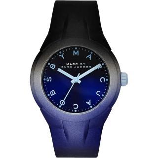【Marc Jacobs】X-Up 魔幻繽紛時尚腕錶-藍(MBM5541)
