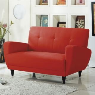 【綠活居】奧寧薩 防撥水纖維雙人座沙發椅(五色可選)