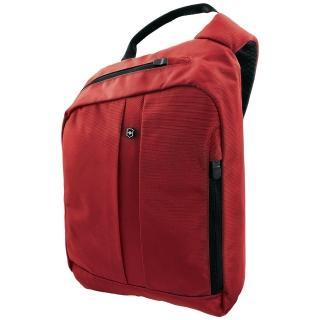 【Victorinox瑞士維氏】TA 4.0平版單肩背包(紅)