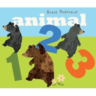 【Song Baby】Animal 123 翻一翻動物123數數(操作書)