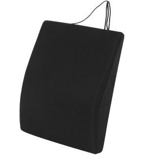【源之氣】竹炭透氣記憶可調式護腰/下背釋壓 RM-9447(黑色)