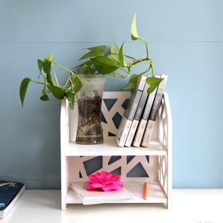 【Osun】DIY木塑板置物架水立方桌上型層架(CE-178_SLF-30F)
