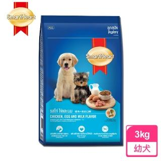 【SMARTHEART】慧心犬糧-雞肉+蛋奶幼犬配方(3KG)
