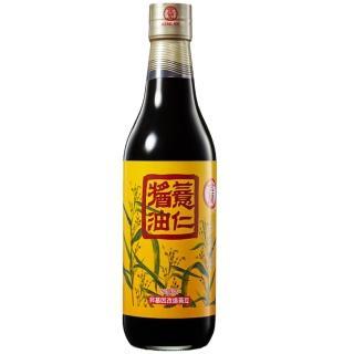 【金蘭】薏仁醬油590ml