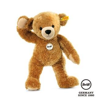 【STEIFF德國金耳釦泰迪熊】Happy Teddy Bear(經典泰迪熊)