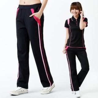 【遊遍天下】MIT女款抗UV涼爽速乾彈性長褲P126(M-3L)