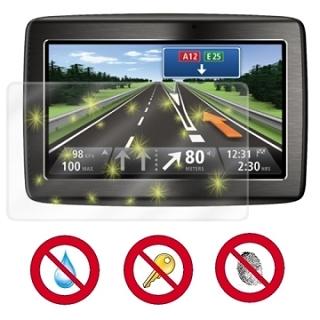 【D&A】車用7吋液晶專用5H↗螢幕保護貼(玻璃奈米88mmx150mm)