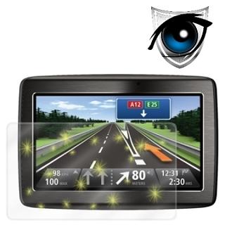 【D&A】車用7吋液晶專用日本9H抗藍光疏油疏水增豔螢幕貼(88mmx150mm)