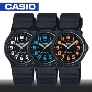 【CASIO 卡西歐】日系-學生指定錶-鏡面3.4公分(MQ-71)