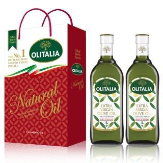 【Olitalia奧利塔】特級冷壓橄欖油超值料理組(1000mlx12瓶)