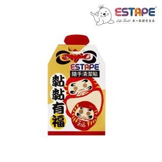 【ESTAPE】隨手貼-OPP御守清潔貼(黏黏有福)