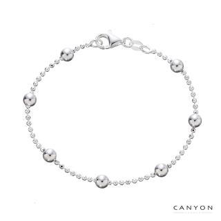 【CANYON】高雅銀珠手鍊