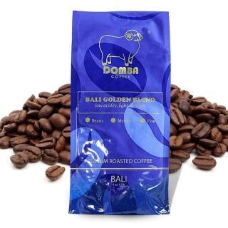 【幸福小胖】巴里島小綿羊黃金咖啡母豆5包(半磅/包)