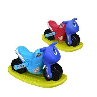 【親親】爵士學步車+搖搖(藍、紅)