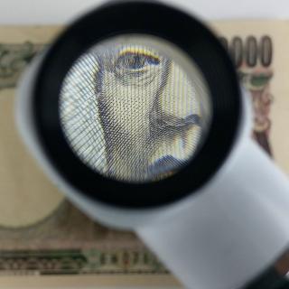【日本 I.L.K.】10x/30mm 日本製LED手電筒型放大鏡(M-100)