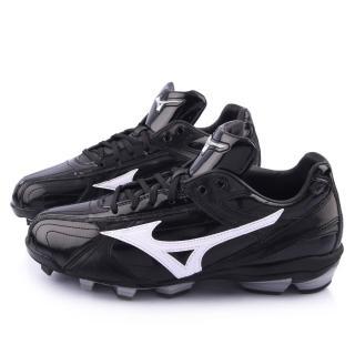 【MIZUNO】男款 FRANCHISE F EDITION 棒壘球鞋(11GP144110-黑)