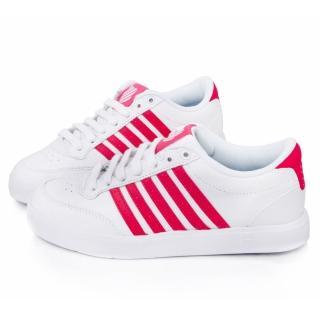 【K-SWISS】女款 COURT LITE 復刻休閒鞋(93347-172-白桃)