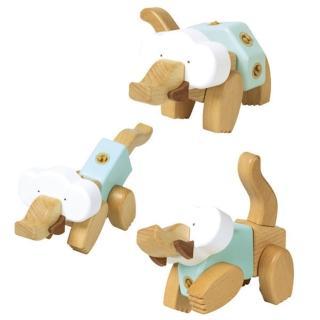 【韓國 EQB 益智積木】大象(EQ7012)