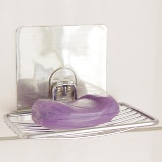 【無痕收納】多功能肥皂置物架