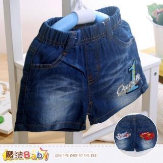 【魔法Baby】兒童牛仔短褲(k40531)