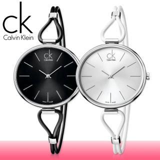 【瑞士 CK手錶 Calvin Klein】甜蜜造型女錶(K3V231C1/K3V231L6)