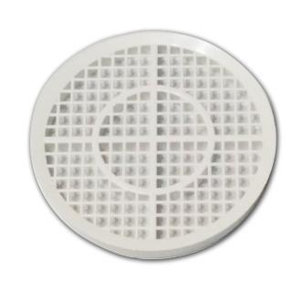 【巧居家-神奇排水】浴室專用防阻塞排水濾網(一組四入)