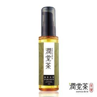 【茶寶 潤覺茶】金萃瞬澤護髮素(50ml)