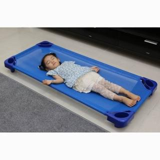 【EASY BABY】兒童高透氣網布地板床-預防背部濕疹涼爽透氣戒尿布首選(原價1380元 限定三日下殺)