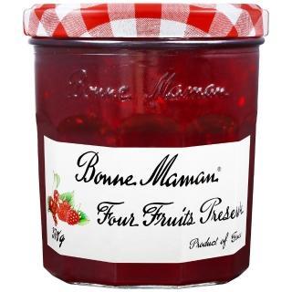 【Bonne Maman】純天然果醬-綜合莓(370g/罐)