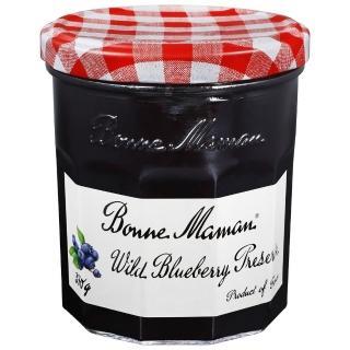 【Bonne Maman】純天然果醬-藍莓(370/罐)