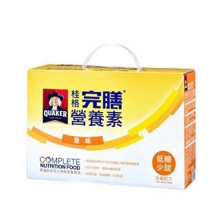 【桂格】完膳營養素含纖原味配方250ml*8入