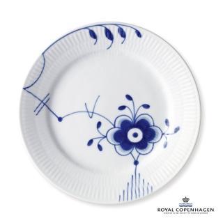 【丹麥皇家哥本哈根Royal Copenhagen】大唐草圓盤(19cm)
