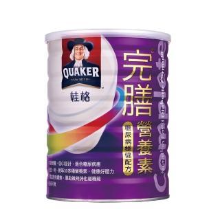【桂格】完膳營養素穩健粉狀900g