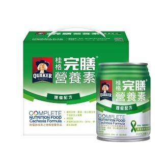 【桂格】完膳營養素腫瘤配方禮盒250ml*6入