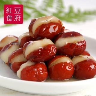 【鮮食家任選799】紅豆食府 心太軟 含桂花醬(240g/盒)