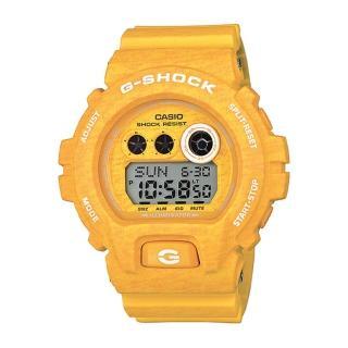 【CASIO卡西歐G-SHOCK系列】針織紋路設計運動錶(日版GD-X6900HT)