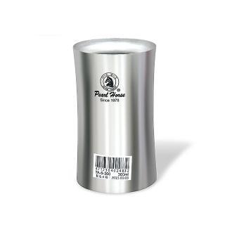 【寶馬牌】300ml不鏽鋼真空保溫健康杯(TA-S-300)