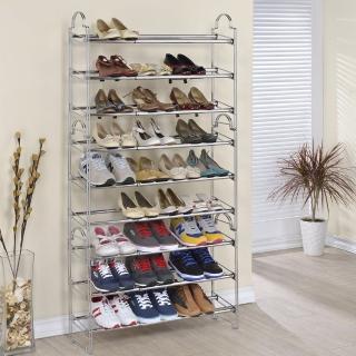 【海克力士】堆疊式伸縮鞋架(3入)