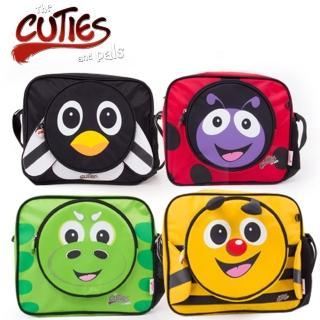 【英國cuties and pals】兒童時尚造型側肩/斜背包(4款)