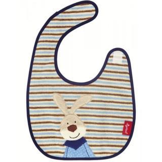 【德國Sigikid】嬰兒圍兜-點心兔(服飾配件)