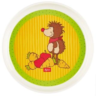 【德國Sigikid】兒童餐盤-刺蝟寶寶(餐具用品)