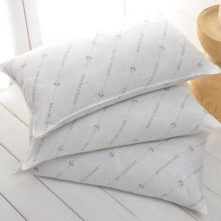 【Arnold Palmer雨傘牌】蓄溫保溫竹炭枕2入