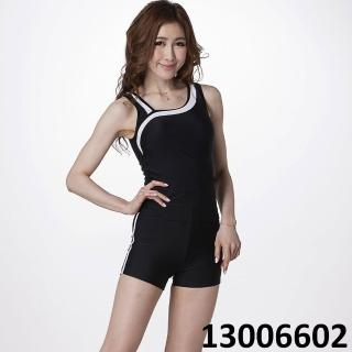 【Bich Loan】SPA/戲水大女兩件式泳裝(附泳帽13006602)
