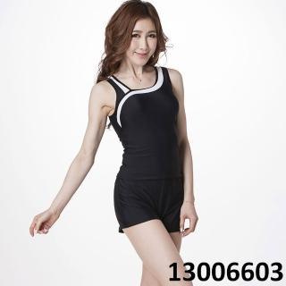 【Bich Loan】SPA/戲水大女三件式泳裝(附泳帽13006603)