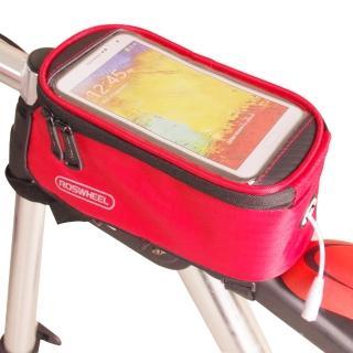 自行車手機前置物包/自行車袋(附耳機延長線)