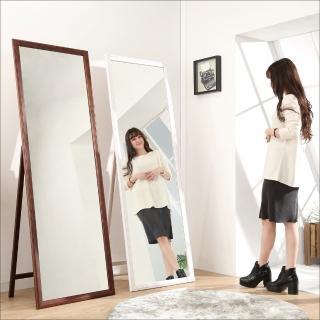 【BuyJM】實木超大兩用穿衣鏡/立鏡/壁鏡(高180寬60公分)