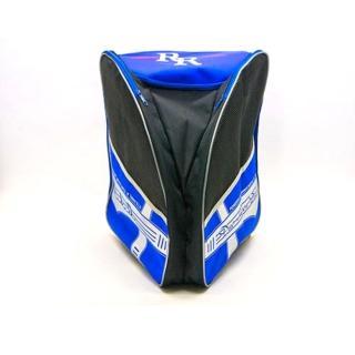 【D.L.D多輪多】專業直排輪 溜冰鞋 太空背包(藍)