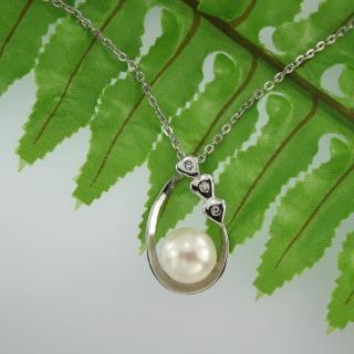 【xmono】真心真意天然珍珠項鍊